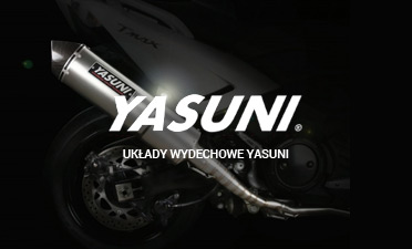 układy wydechowe Yasuni
