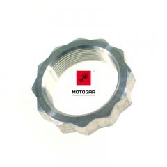 Nakrętka zabezpieczająca kosza sprzęgłowego Honda CB CBR 1000 1100 CBF XL VTR 1000 VT 1100 ST 1300 [OEM: 90231MS2610]