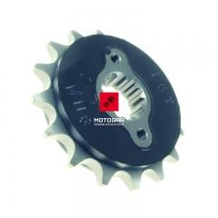 Przednia zębatka zdawcza Honda VT 600 Shadow XRV 650 Africa Twin [OEM: 23801MN8000]