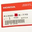 Zębatka tył tylna Honda VT 600 Shadow 1988-1999 [OEM: 41200MZ8770]