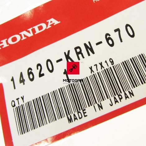 Prowadnica łańcuszka rozrządu Honda CRF 250 [OEM: 14620KRN670]