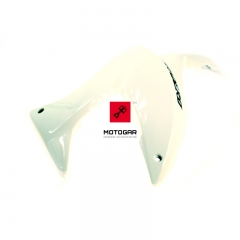 Lewa owiewka baku Honda XL 125 Varadero 2011-2016 biała [OEM: 64240KPC680ZC]