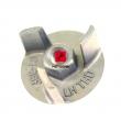 Wirnik pompy wody Suzuki RM 125 2004-2008 [OEM: 1749136F00]
