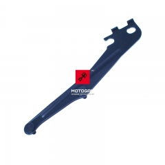 Lewy uchwyt szyby Honda ST 1300 Pan European 02-10 [OEM: 64176MCSG01]