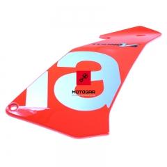 Prawa owiewka Aprilia Tuono V4 1100 2018 Fluo RED [OEM: 2H002238000XR4]