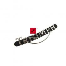 Prawy emblemat logo na bak zbiornik paliwa Triumph Rocket III CLASSIC & ROADSTER [OEM: T2400443]