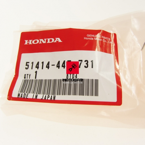 Tuleja panewka prowadząca amortyzatora lagi Honda CMX 250 [OEM: 51414447731]