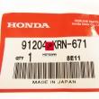 Uszczelniacz Honda CRF 150 250 450 10x21x5 [OEM: 91204KRN671]