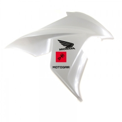 Prawa owiewka Honda CBF 1000 2010-2012 biała [OEM: 64202MGJB10ZC]