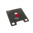 Podkładka antywibracyjna klocków hamulcowych Suzuki GSX 600 1100 GSXR 750 1100 VS 600-1400 [OEM: 5937133410]