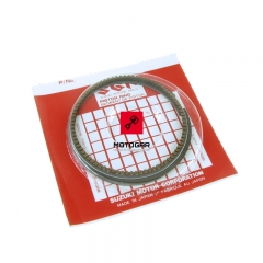Pierścienie tłokowe Suzuki VL 800 VZ 800 Intruder Marauder Volusia zestaw [OEM: 1214041F00]