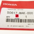 Sprężyna podnóżka kierowcy Honda XL 650 XL 700 Transalp [OEM: 50617MAK000]