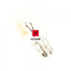 Żarówka podświetlenia tablicy rejestracyjnej Honda ST 1100 1300 GL 1500 1800 [OEM: 34901S6DG01HE]