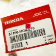 Kierownica Honda VTX 1800 2002-2008 [OEM: 53100MCVF10]