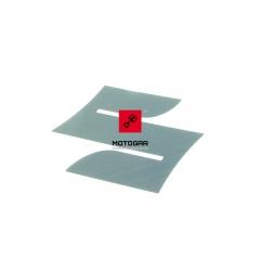 Naklejka owiewki emblemat S Suzuki DL 650 1000 V-STROM 2004 [OEM: 6811118G010AT]