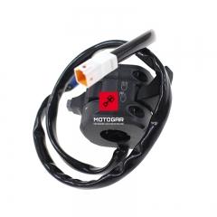 Lewy przełącznik kierownicy Ducati Diavel Multistrada 1200 Superbike 1199 [OEM: 65110161A]