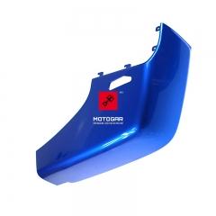 Prawa owiewka obudowa kufra centralnego Honda GL 1800 Gold Wing 2012 2013 niebieska [OEM: 81143MCAS40ZA]