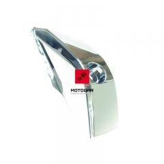 Prawa osłona tylnego amortyzatora Moto Guzzi Nevada Classic 750 chrom [OEM: GU32558160]