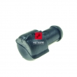 Korek zatyczka przewodu filtra powietrza airboxa Honda CB CBF CBR CRF VT XL GL NTV FJS PES NES SH [OEM: 17370419700]