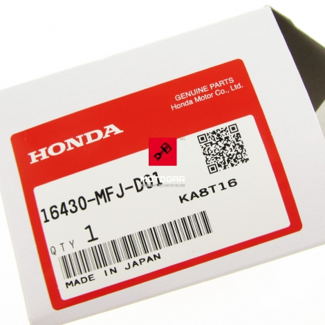 Slnikczek krokowy biegu jałowego Honda CB 600 1000 1300 CBF CBR 600 1000 [OEM: 16430MFJD01]