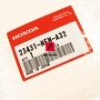 Tryb skrzyni biegów wałka zdawczego Honda CRF 450R [OEM: 23431MENA32]