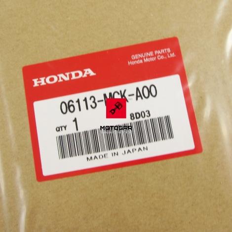 Uszczelki góry silnika Honda VT 1100 Shadow 1999-2006 zestaw [OEM: 06113MCKA00]