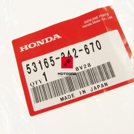 Lewa manetka Honda CB 125 250 350 450 500 750 [OEM: 53165342670]