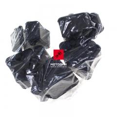 Gumy zabieraka Honda CBR 600F 1999 2000 zestaw [OEM: 06410MBW000]