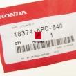 Obejma kolektora rury wydechowej Honda XL 125 Varadero 2001-2011 [OEM: 18374KPC640]