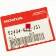Oring tylnego amortyzatora Honda CRF 250 450 CR 250 [OEM: 52434KZ3J31]