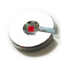 Nakrętka regulacji linki sprzęgła Honda VT 600 750 1100 Shadow [OEM: 90321MA6750]