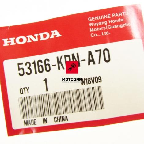 Manetka guma Honda CB 125F lewa [OEM: 53166KPNA70]
