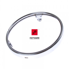 Obręcz lampy reflektora Honda CB 600 750 1000 NTV 650 XBR 500 [OEM: 33101MG9661]