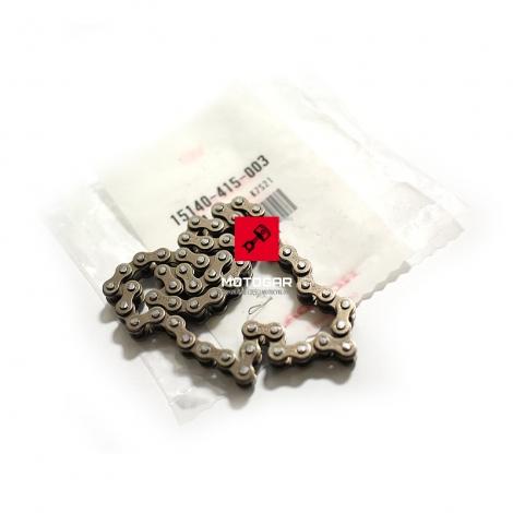 Łańcuch, łańcuszek pompy oleju Virago XL 1000V CBR 600 [OEM: 15140415003]
