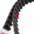Pasek rozrządu Ducati Monster 696 796 09-18 komplet [OEM: 73740242A]