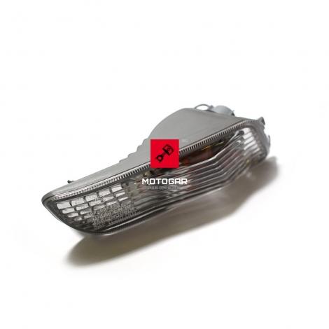 Prawy, przedni kierunkowskaz Suzuki AN 650 Burgman [OME: 3560110G50]