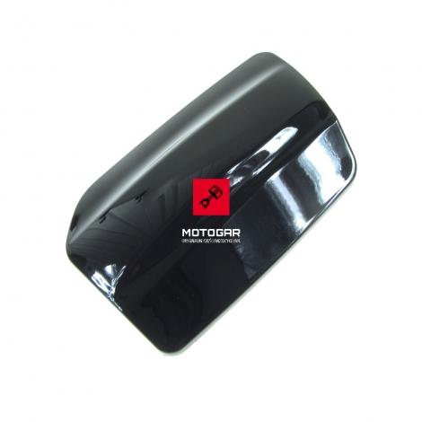 Klapka wlewu paliwa Suzuki AN 650 Burgman czarna 2005 2008 2009 [OEM: 4738110G11YAY]