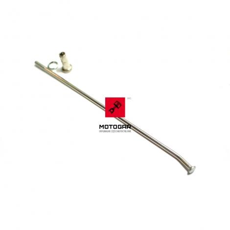 Zestaw szprycha + nypel Honda XR 125L tył [OEM: 06420KRE850]