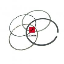 Pierścienie tłokowe Honda CBF 125 09-13 zestaw 0.25 [OEM: 13021KWF305]
