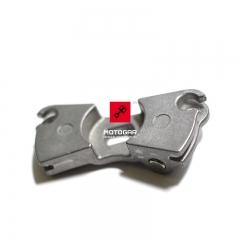 Prowadnica, uchwyt linek zaworu wydechowego Suzuki CR 250R [OEM: 14320KZ3L20]