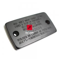 Pokrywa zbiornika płynu hamulcowego, oleju sprzęgła Suzuki DL AN SFV GSF GSX [OEM: 5966910G00]