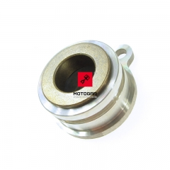 Uchwyt mocowanie zaworu wydechowego Yamaha DT 125 88-06 prawy [OEML 3BN1131E00]