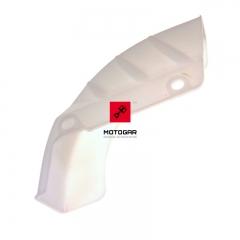 Osłona tarczy hamulcowej Honda XR 250 400 600 tylna [OEM: 43330KZ1670]