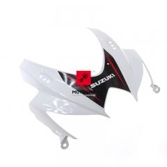 Czacha czasza owiewka Suzuki GSXR 600 2008-2010 przód biała [OEM: 9440137H00YBD]