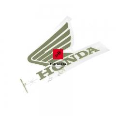 Naklejka na bak baku zbiornika paliwa Honda CBF 500 600 lewa [OEM: 17570MERD50ZA]