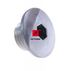 Śruba rewizyjna magneta głowicy Honda CRF 250 450 [OEM: 90084MEN670]