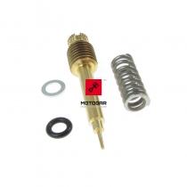 Śruba regulacji składu mieszanki Honda XR 125 2004-2006 [OEM: 16016KRE901]