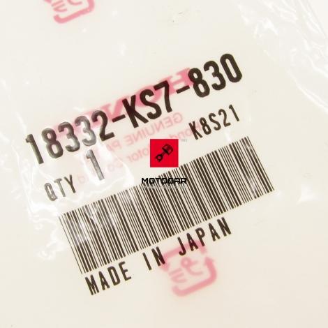 Sprężyna dyfuzora Honda CR 125R 250R [OEM: 18332KS7830]