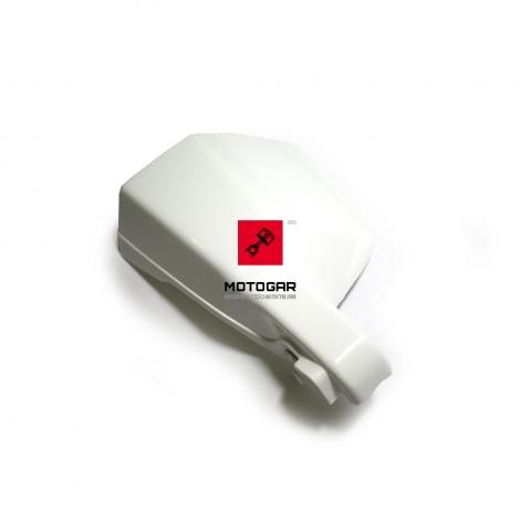 Prawa osłona dłoni, handbar Honda XRV 750 NX 500 650 XL 600V [OEM: 53180MN9000ZD]