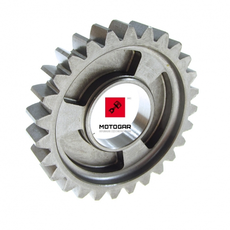 Zębatka tryb 2 biegu Suzuki RM 125 2001-2008 [OEM: 2432136F01]